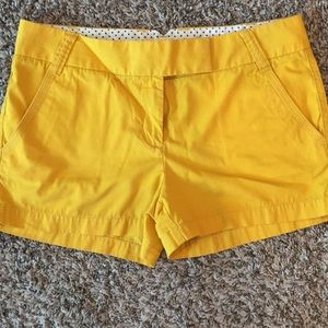 J.Crew classic twill chino shorts - City fit